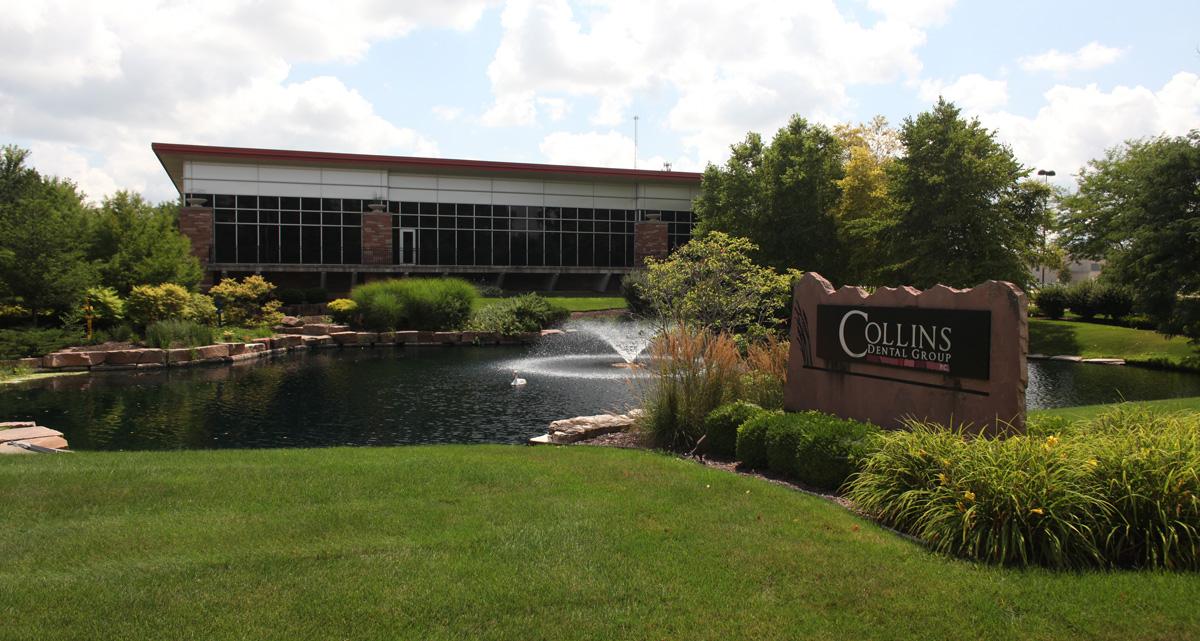 Collins Dental Group exterior shot
