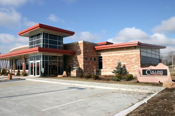 Collins Dental Group building exterior