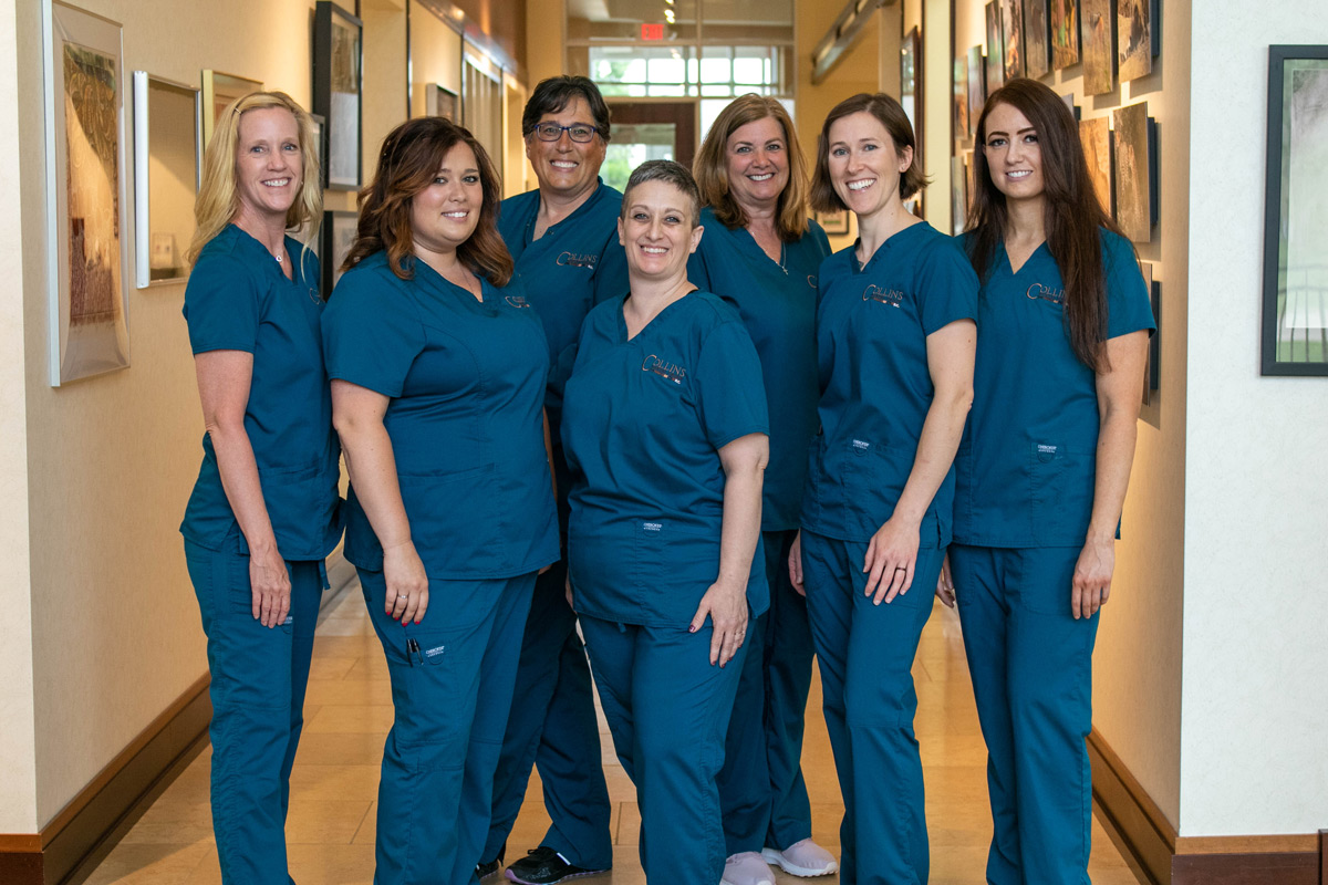 Collins Dental Group clinical staff